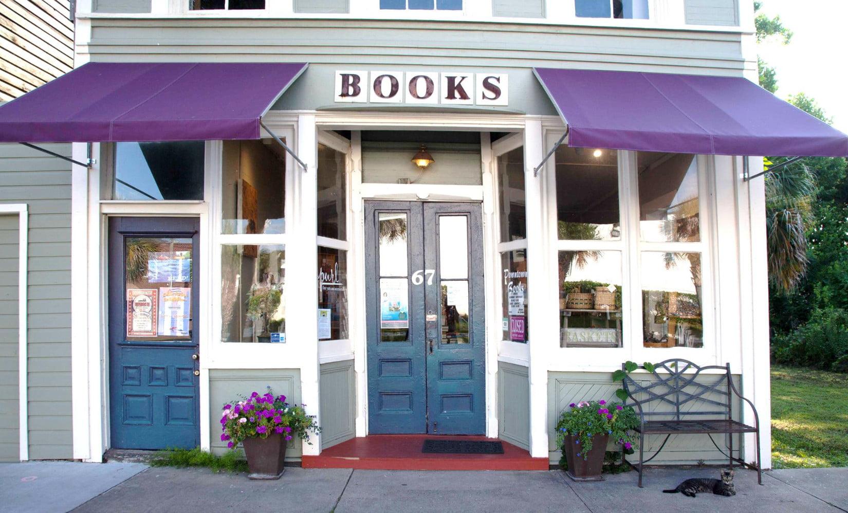 Downtown Books Apalachicola FL